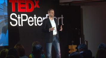 Bjorgvin at TEDx